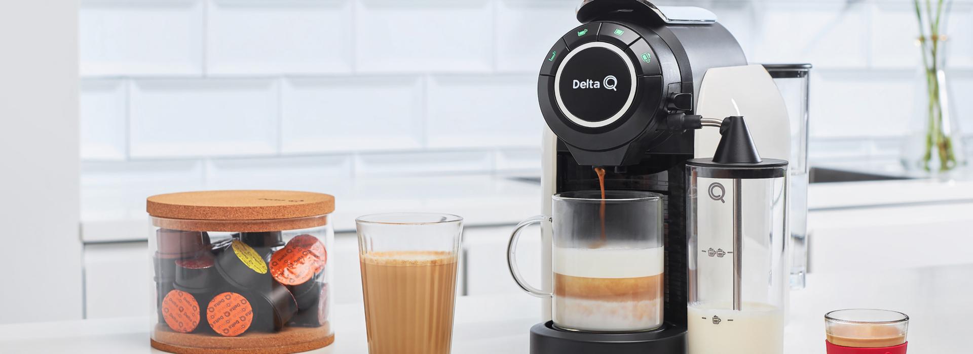Delta Q MilkQool